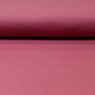 Sélection Coup de coudre - Tissu Jersey Bord-Cotes Tubulaire Uni Couleur Rose Framboise