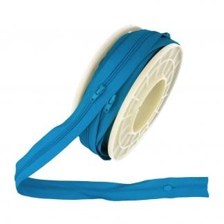 Sélection Coup de coudre – Fermeture Éclair au Mètre Coloris Bleu Turquoise