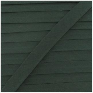Sélection Coup de coudre - Biais Tous Textiles Coloris Vert Bouteille (20 mm)