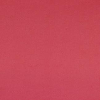 Selection Coup de coudre - Tissu Flanelle de Coton Uni Couleur Rose Framboise